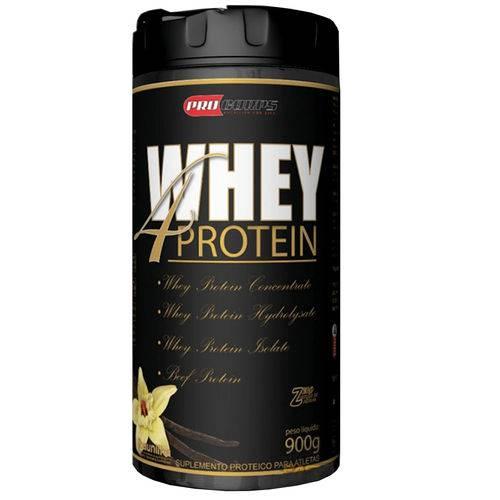 Whey 4 Protein 900g Banana com Canela