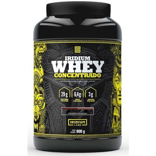 Whey Concentrado 900g Iridium Labs