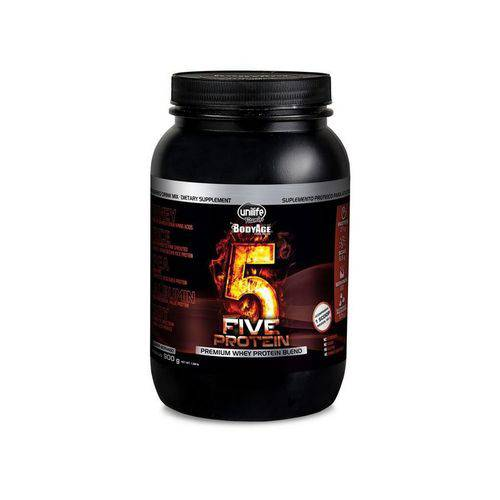 Whey Five Protein Blend Chocolate - Unilife - 900g