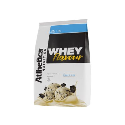 Whey Flavour 850g Atlhetica Nutrition Whey Flavour 850g Cookies & Cream Atlhetica Nutrition