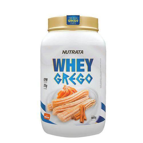 Whey Grego (900g) - Nutrata Churros