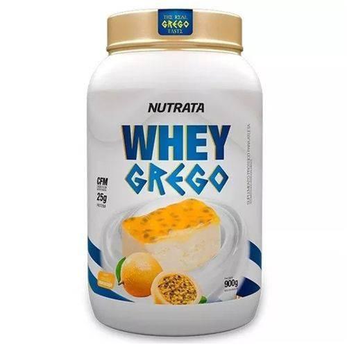 Whey Grego (900g) - Nutrata Mousse de Maracuja