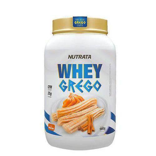 Whey Grego Churros 900gr - Nutrata