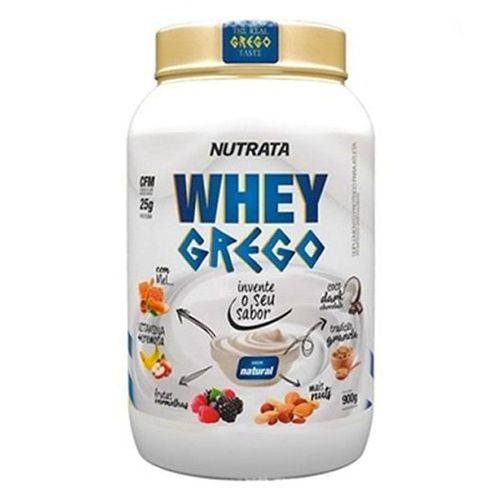 Whey Grego Natural 900gr - Nutrata