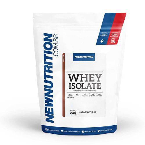 Whey Isolado Newnutrition 900g Natural