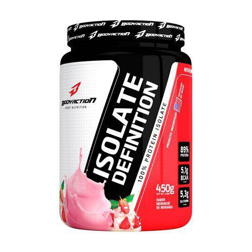 Whey Isolate Definition Refil - (450g) - BodyAction