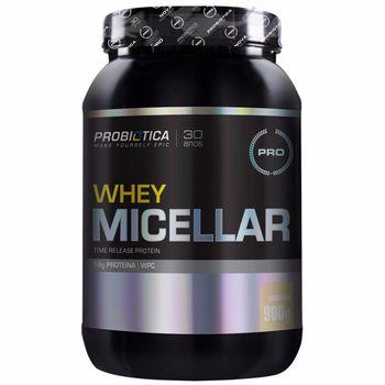 Whey Micellar 900g Baunilha - Probiotica