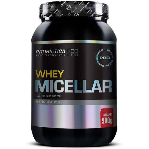 Whey Miiccelar 900g - Probiótica - Probiótica