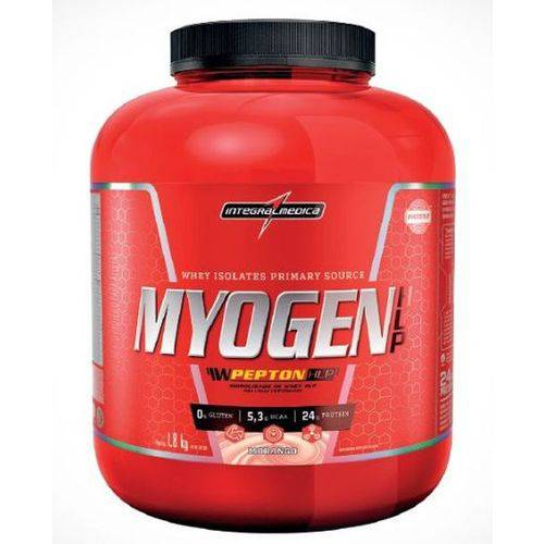 Whey Myogen Hlp 1,8kg Chocolate - Integralmédica