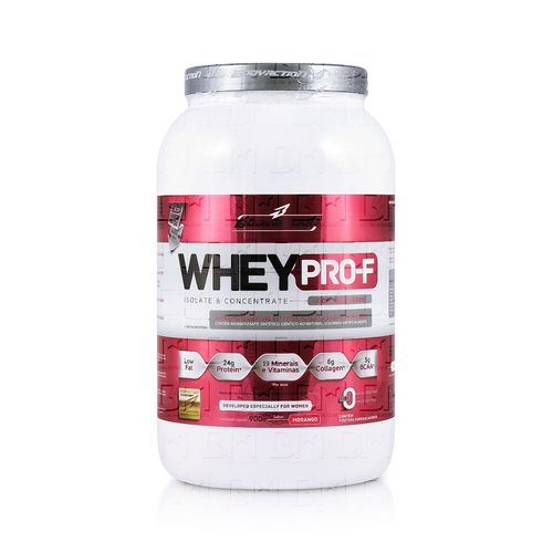 Whey Pro-F 900g - Body Action Whey Pro-F 900g Chocolate - Body Action