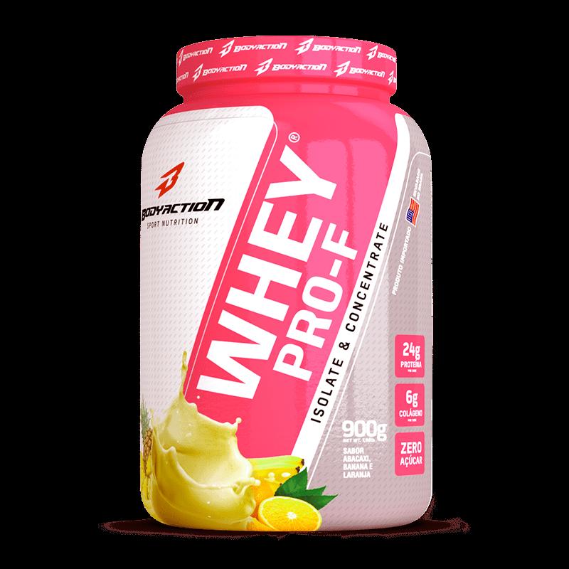 Whey Pro-F (900g) Body Action