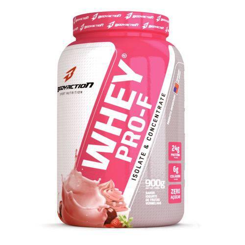 Whey Pro-F (900g) - Body Action