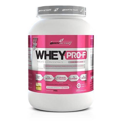 Whey Pro-f Isoflaris 900g – Chocolate – Body Action