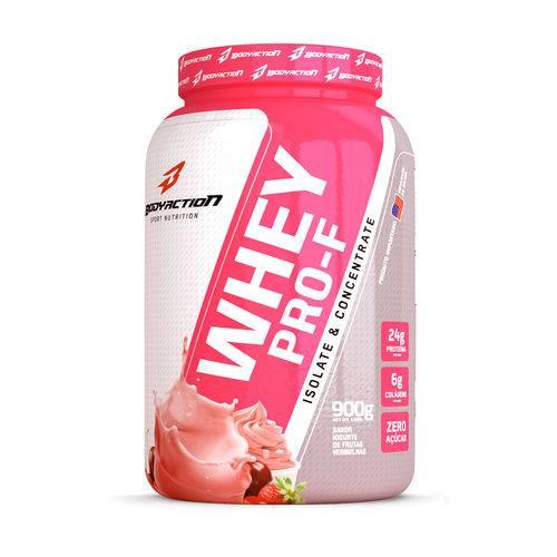 Whey Pro-f Isoflaris 900g Iogurte e Frutas Bodyaction