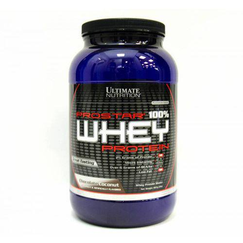 Whey Prostar 2Lbs Ultimate Nutrition