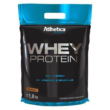 Whey Protein 1,8kg (PRO SERIES) - Atlhetica