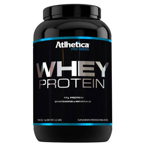 Whey Protein (1kg) - Pro Series - Atlhetica - Chocolate