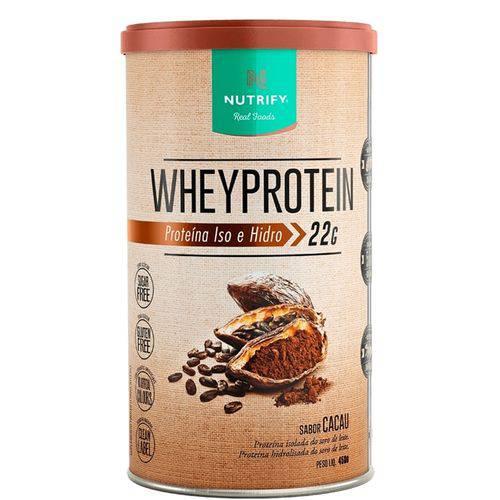 Whey Protein 450g -nutrify