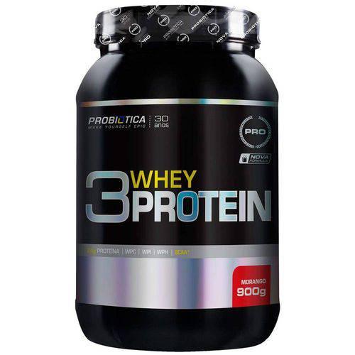3 Whey Protein (900G) Probiotica