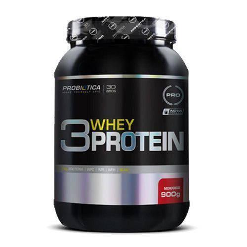 3 Whey Protein 900g - Probiotica