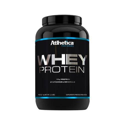 Whey Protein Baunilha Pro Series 1kg - Atlhetica