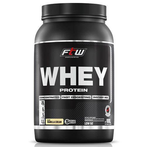 Whey Protein Black 900g - FTW