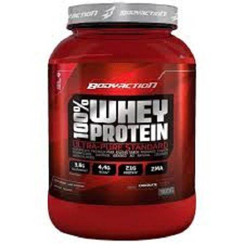 Whey Protein Body Action 900g Baunilha