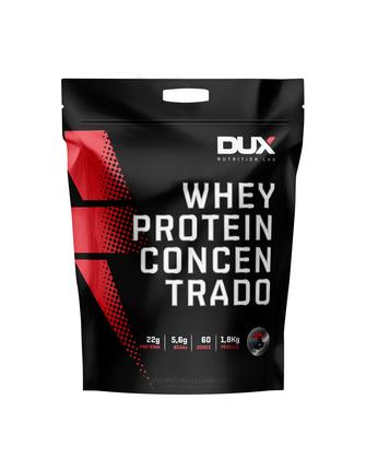 Whey Protein Concentrado - 1,8 Kg Sabor Baunilha