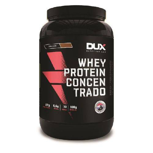 Whey Protein Concentrado (900g) Cookies - Dux Nutrition