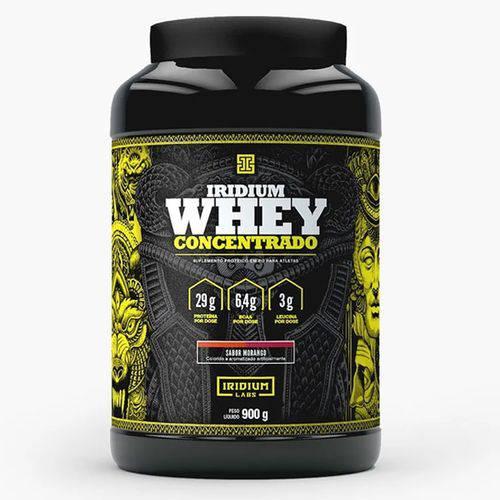 Whey Protein Concentrado 900g - Iridium Labs