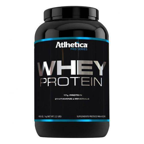 Whey Protein Concentrado Whey Protein Pro Series - Atlhetica - 1kg