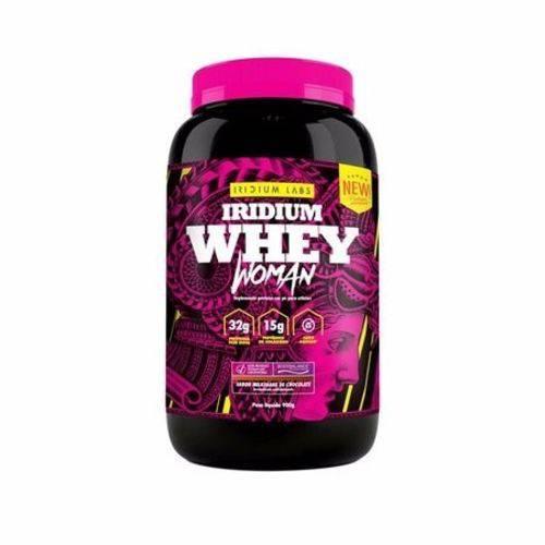 Whey Protein Concentrado Woman 900g - Iridium Labs