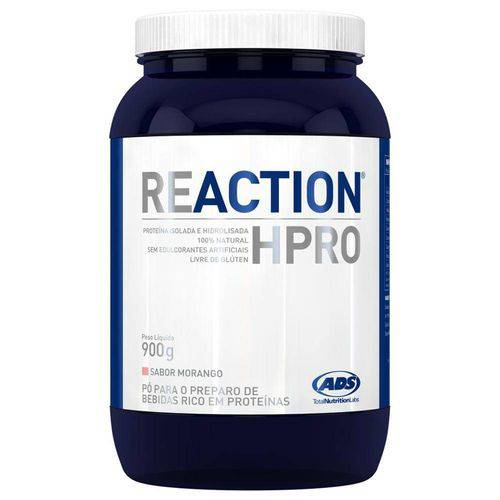 Whey Protein Hidrolisado REACTION HPRO - ADS Total Nutrition Labs - 900grs