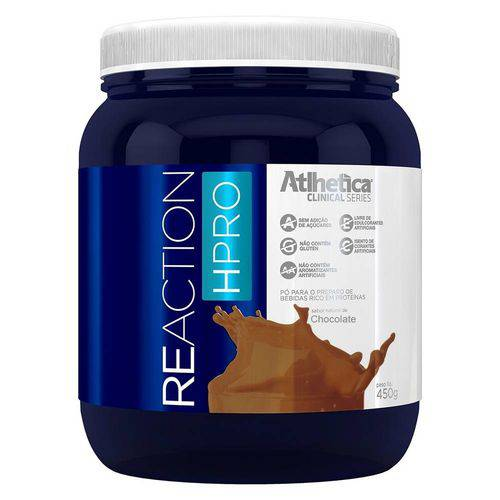 Whey Protein Hidrolizado Reaction Hpro - Ads Total Nutrition Labs - 450grs