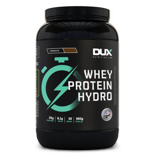 Whey Protein Hydro 900g Chocolate - Dux Nutrition
