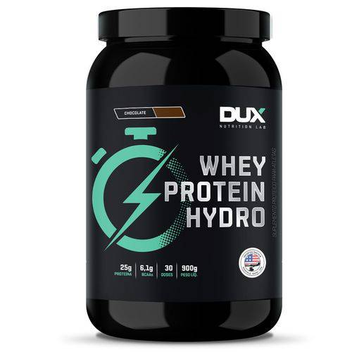 Whey Protein Hydro (900g) - Dux Nutrition - Chocolate