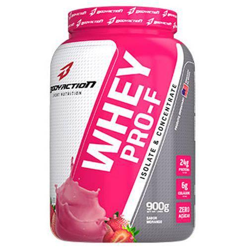 Whey Protein Isolado Whey Pro-F - Body Action - 900g