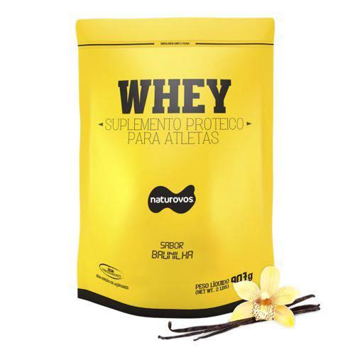 Whey Protein Naturovos 907g