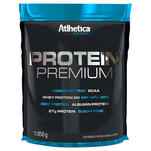 Whey Protein Premium 850g Pro Series Athletica Chocolate