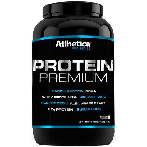 Whey Protein Premium 900g Pro Series Athletica Chocolate