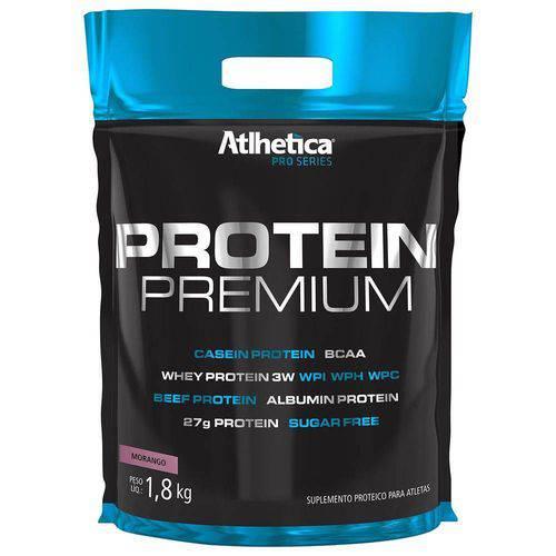 Whey Protein PREMIUM PRO SERIES - Atlhetica - 1,8kg
