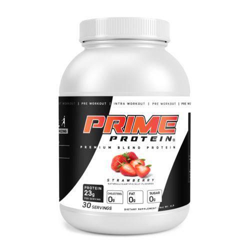 Whey Protein Prime Blend 900G Morango