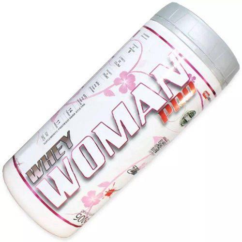 Whey Protein Pro Corps para Muheres - Woman Pro Sabor Morango 900g