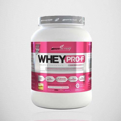 Whey Protein Pro-f Isoflaris - Whey Pro-f Isoflaris 900g - 900g - Body Action