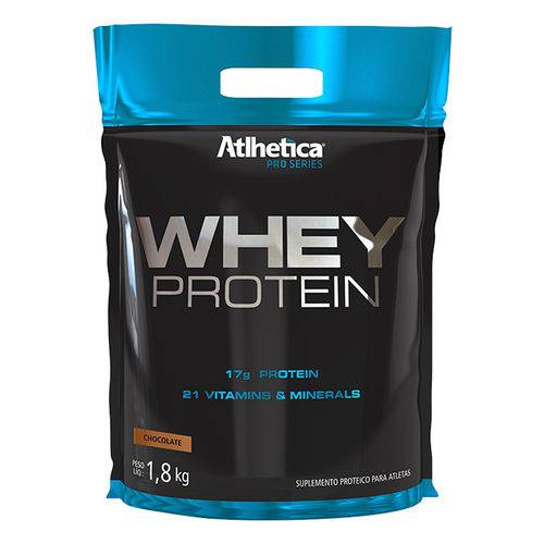 Whey Protein Pro Series (1,8kg) - Atlhetica Nutrition