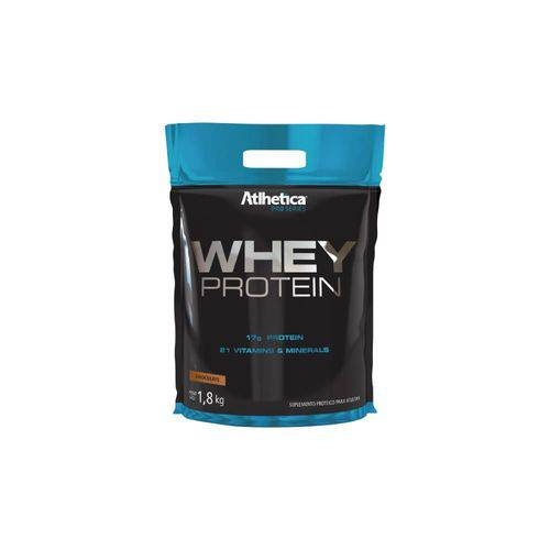 Whey Protein Pro Series 1,8kg - Chocolate - Atlhetica