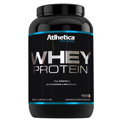 Whey Protein Pro Series 1 Kg - Atlhetica Nutrition