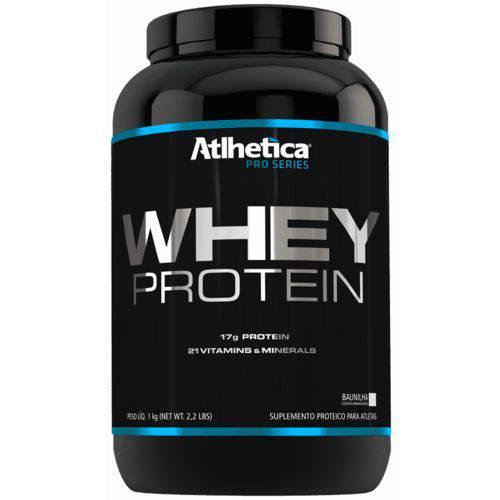 Whey Protein Pro Series (1kg) - Atlhetica Evolution
