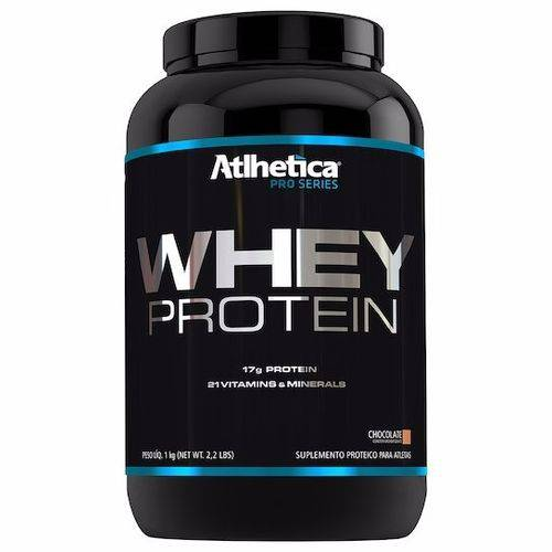 Whey Protein Pro Series (1kg) - Atlhetica Nutrition