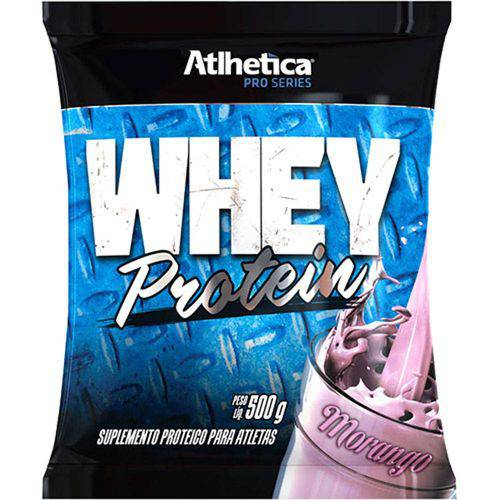 Whey Protein Pro Series (500g) Atlhetica Nutrition - Chocolate